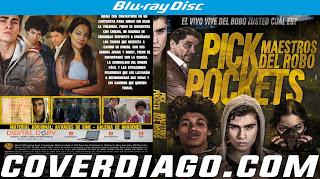 Pickpockets Maestros del robo Bluray