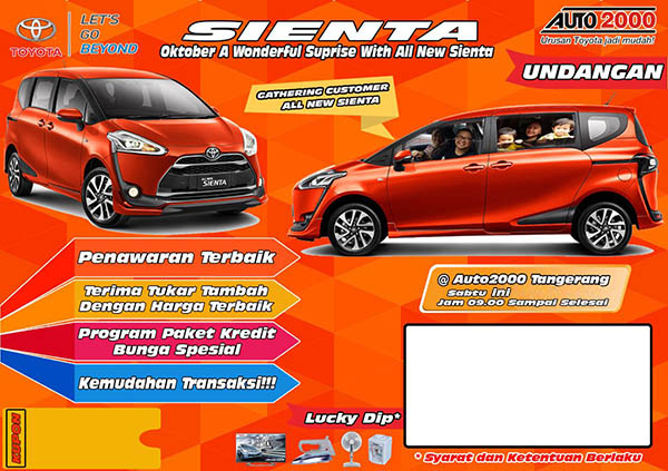 Promo Toyota Batuceper Poris Tangerang 2017