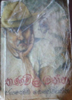Thanawila wattha sinhala novel