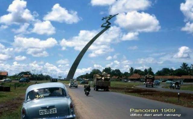 Kumpulan Foto Jakarta Tempoe Dulu Era 1962-1982 Tanpa Ada Kata Macet. Bandingkan Dengan Yang Sekarang