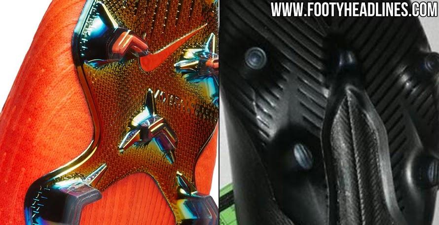 cd289c6132a4 LEAKED  Next-Gen Adidas Nemeziz 19 Two Plate Construction Stolen From Nike  Mercurial 360