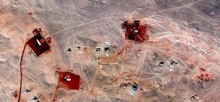 fotos del desierto desde el aire, arte fotográfico, arte visual,