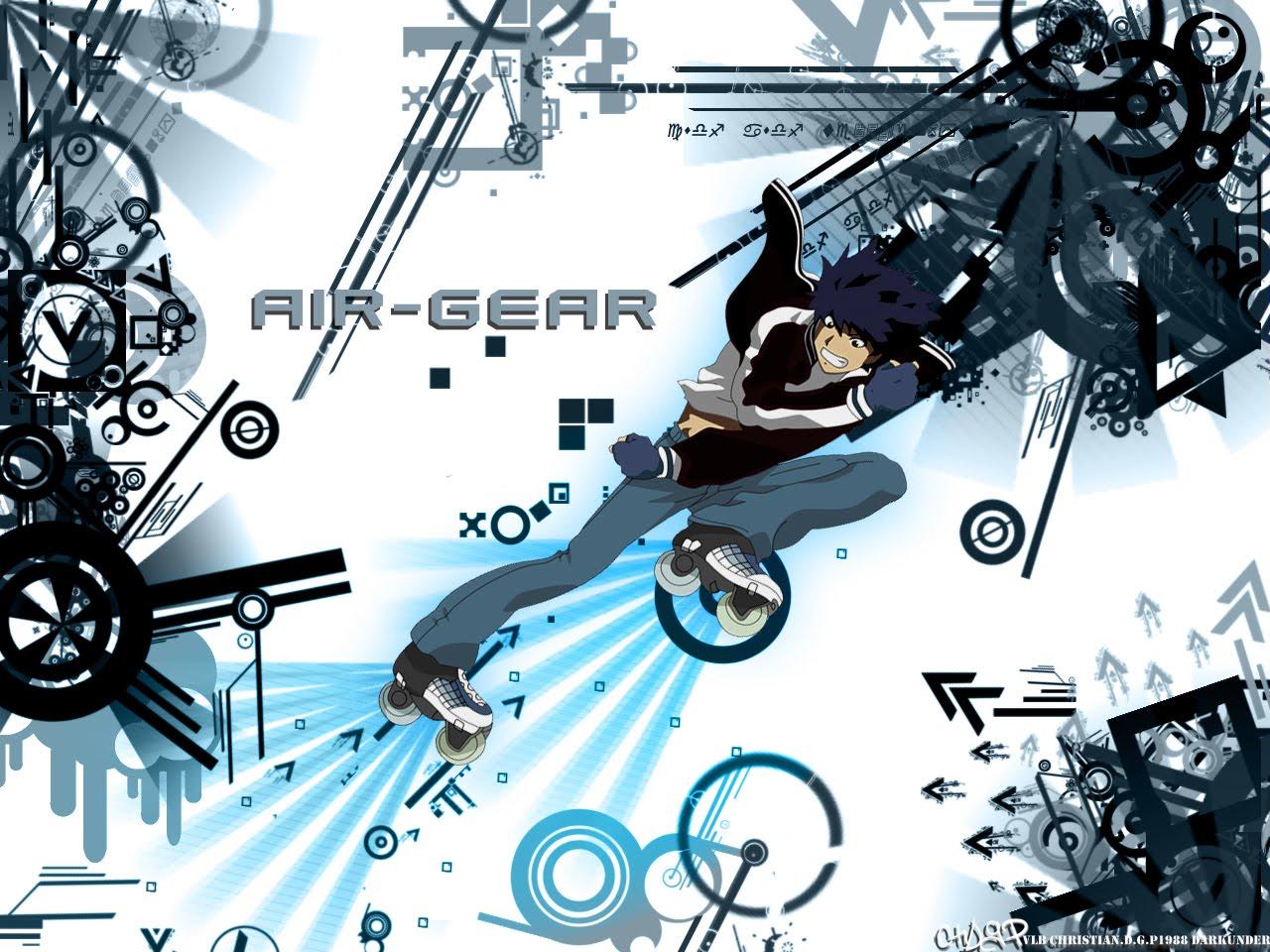 Air Gear episodio 25