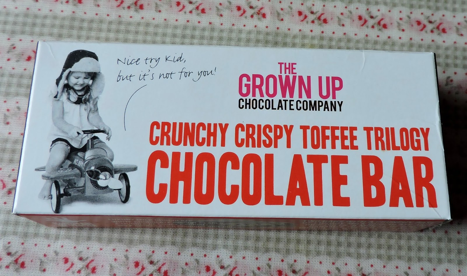 The English Kitchen Grown Up Chocolate