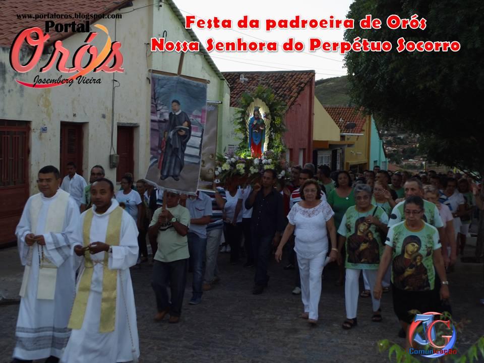 Resultado de imagem para FOTOS FESTA DA PADROEIRA DE ORÓS CE
