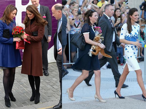 Rebecca Deacon już nie będzie prywatną sekretarką księżnej Cambridge! + więcej.