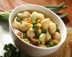 Cara Membuat Sup Ikan Banjar ( Sedayu ) Plus Aneka Sayuran ala Resep Praktis