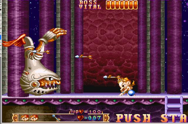 Three Wonders Stage 5 minor boss Screenshot