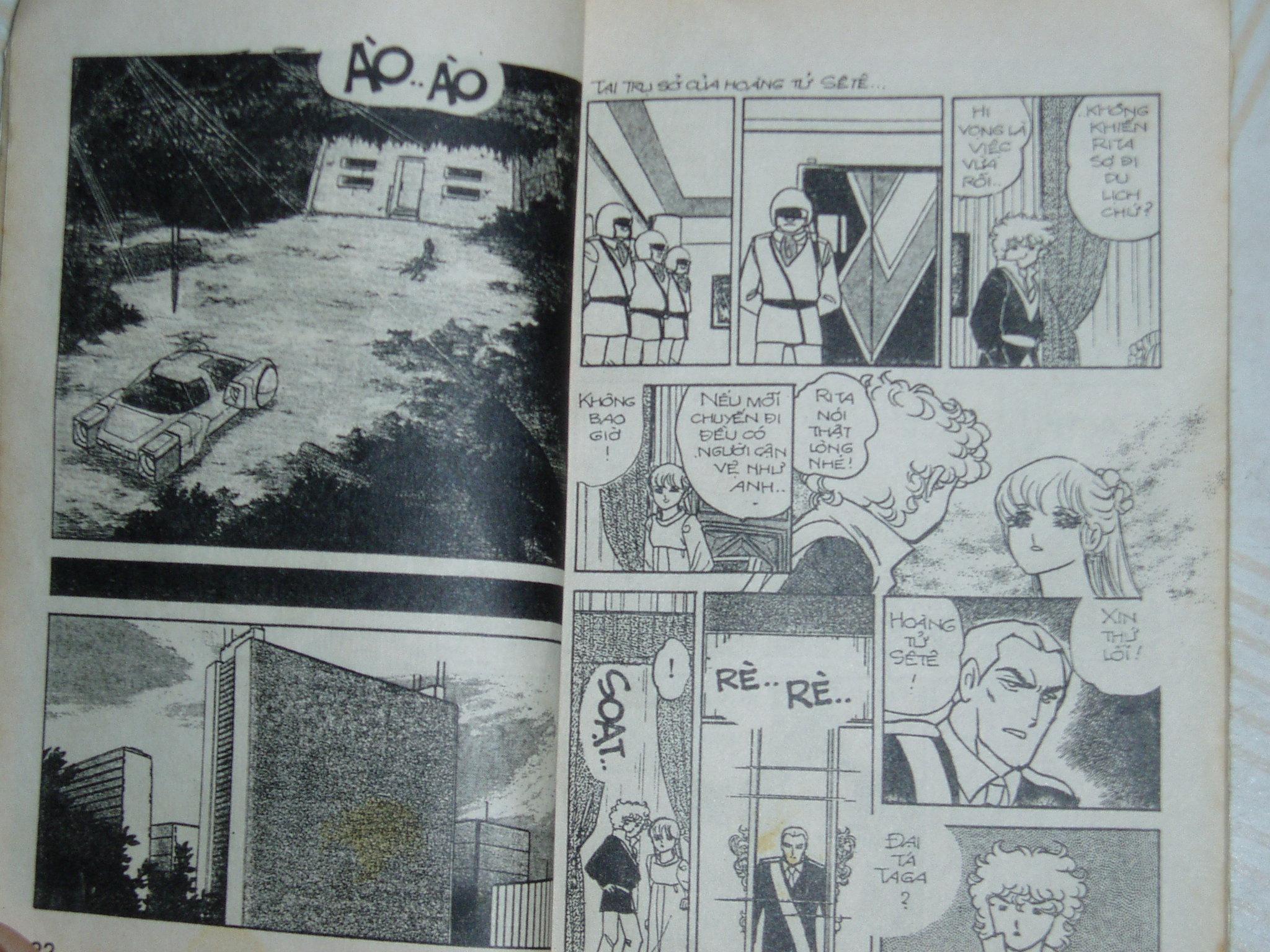 Siêu nhân Locke vol 13 trang 10
