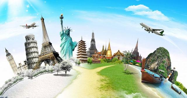 berwisata di luar negeri