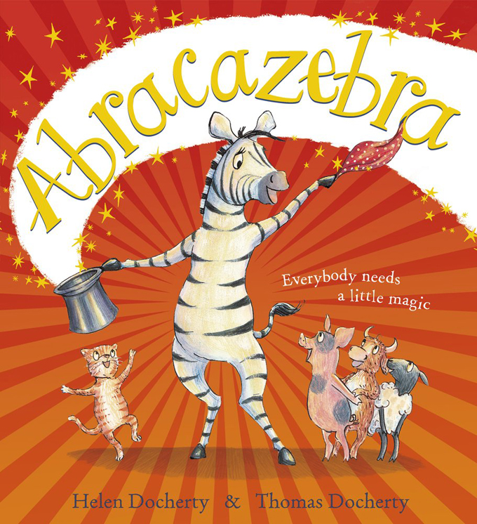 Abracazebra Children's books with a message http://www.archieandtherug.com/