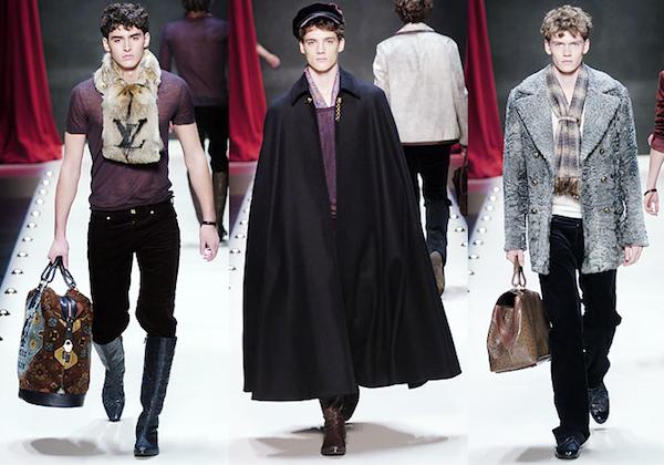 Louis Vuitton by Marc Jacobs FW 2005 Menswear