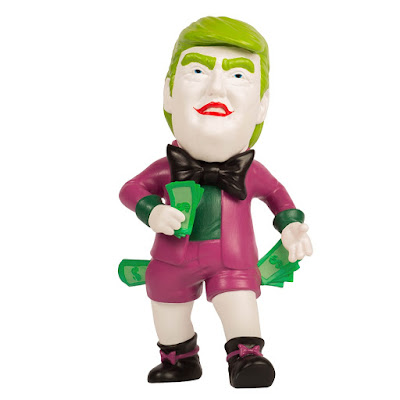 Bitchy Rich Madness Edition Vinyl Figure by ABCNT x Mighty Jaxx