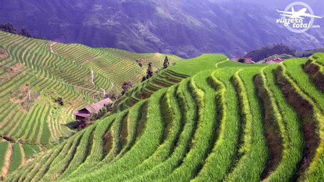 Ping'An Village - Arrozales de Longji - Longsheng - China