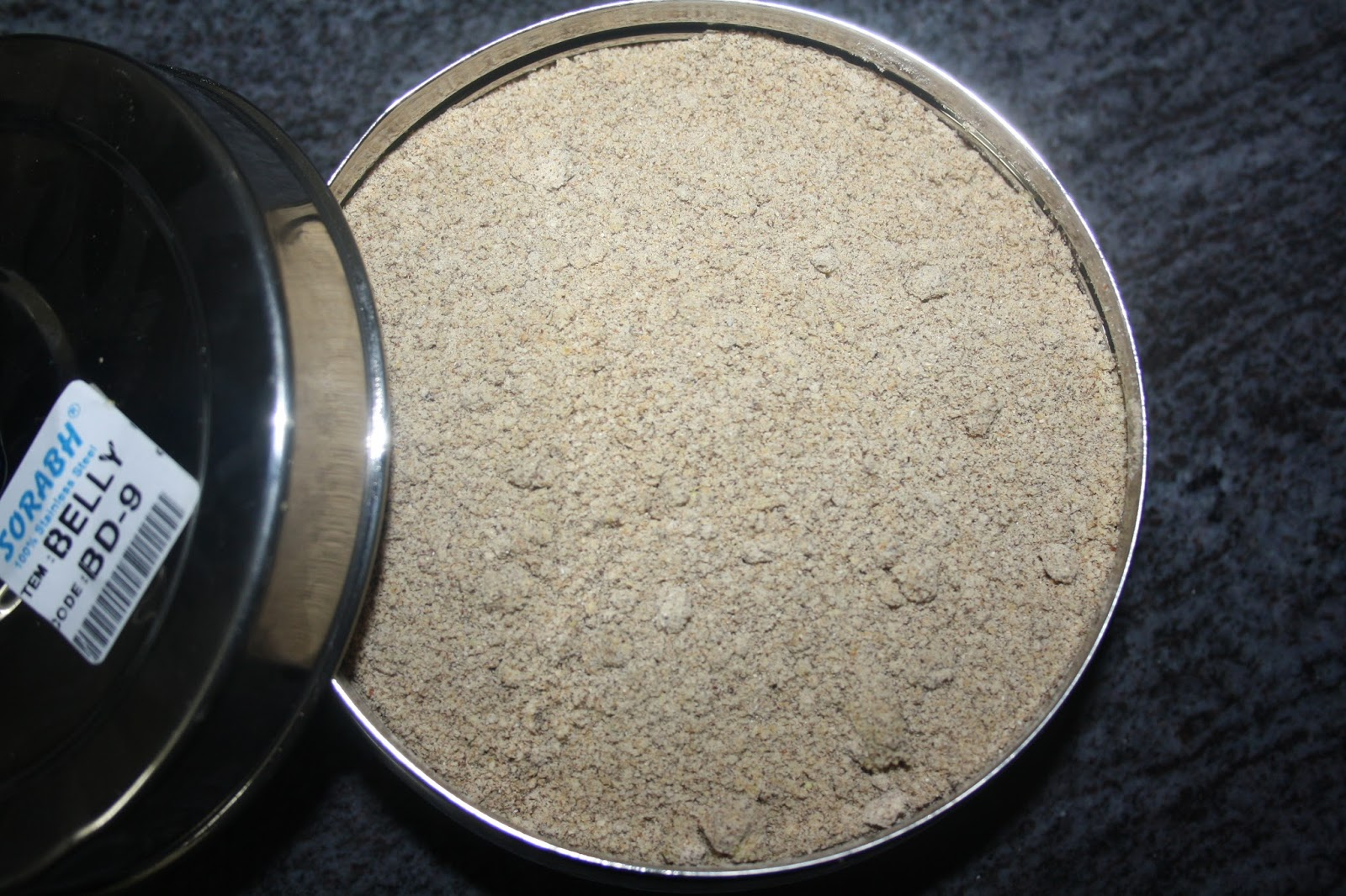 how to prepare dry fruit powder for milk