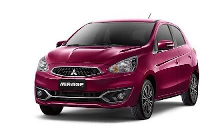 Harga Mitsubishi Mirage