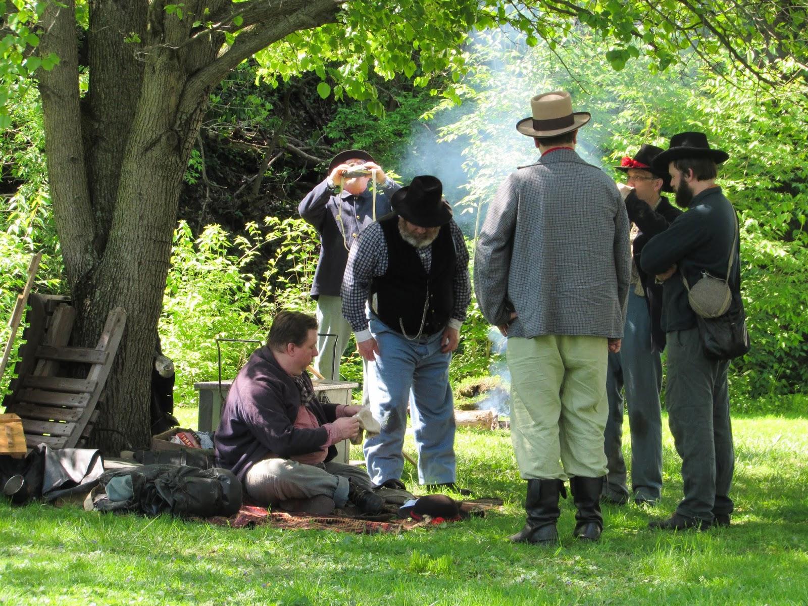 Romantic History: Grant Days at Ulysses Grants Boyhood Home