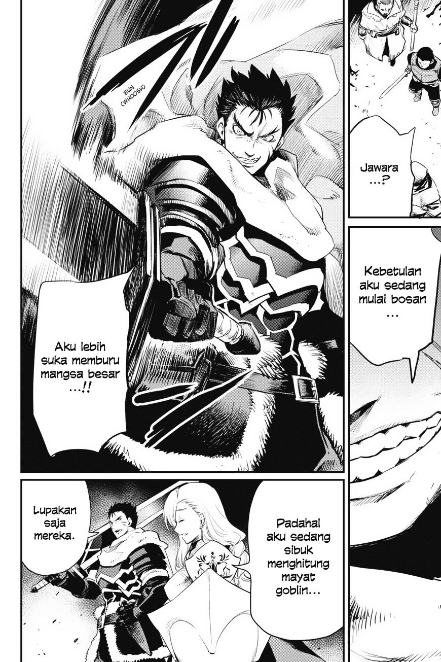 Goblin Slayer Chapter 13-16