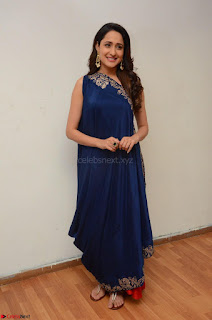 Pragya Jaiswal in beautiful Blue Gown Spicy Latest Pics February 2017 048.JPG