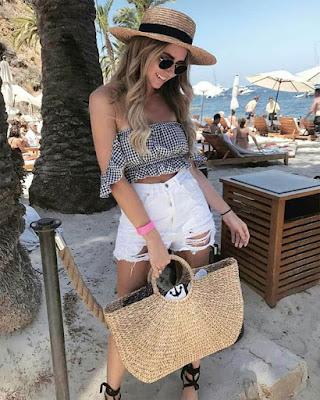 outfit juvenil de playa