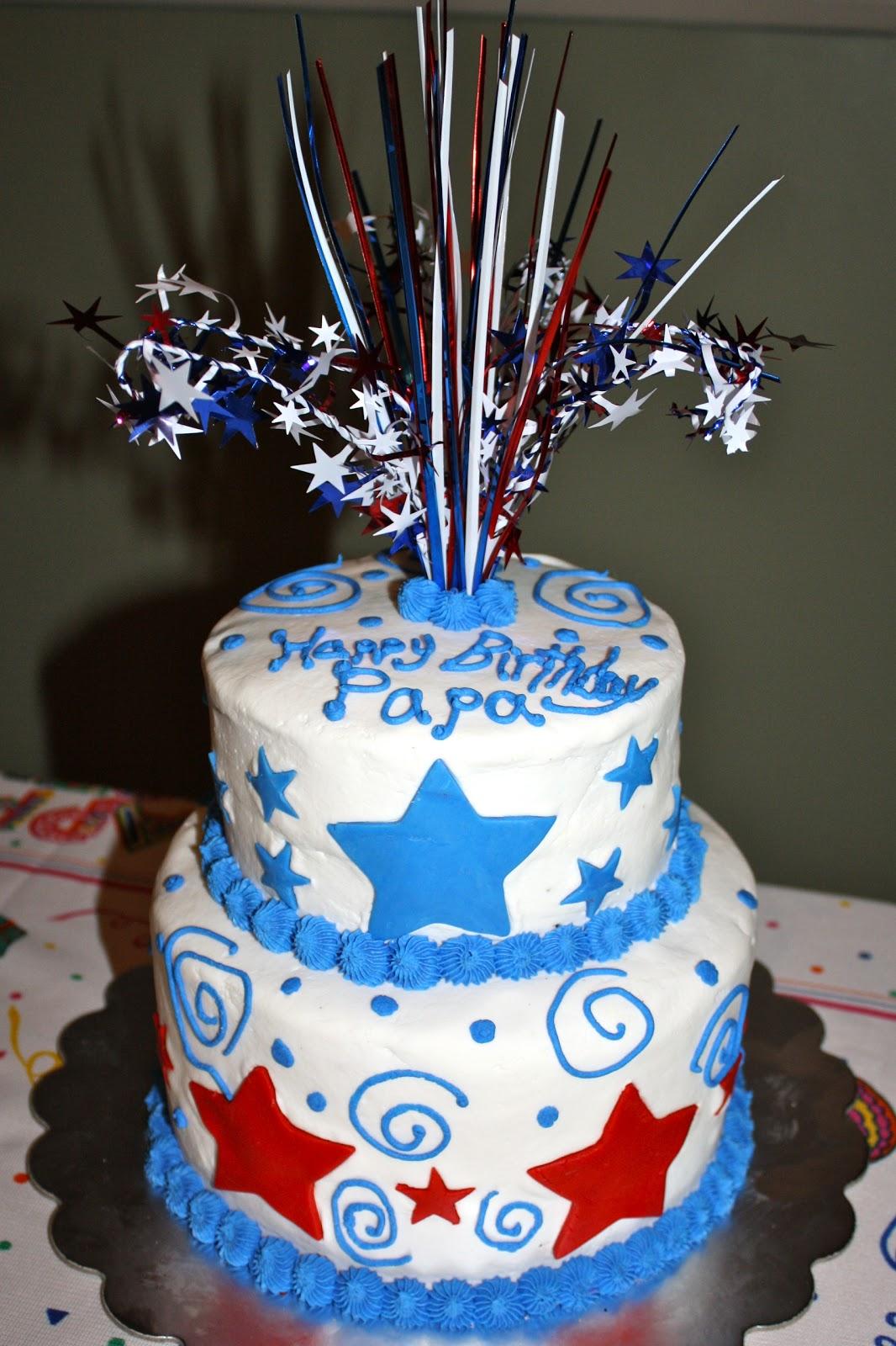 Kake Happy Birthday Papa