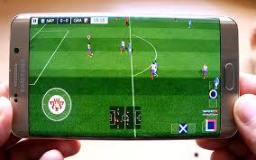 تحميل لعبة  PES2017 لكل هواتف الأندرويد