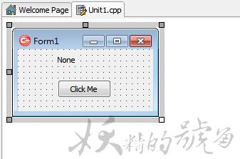 4 - [教學] 用BCB寫出簡單的Hello World!