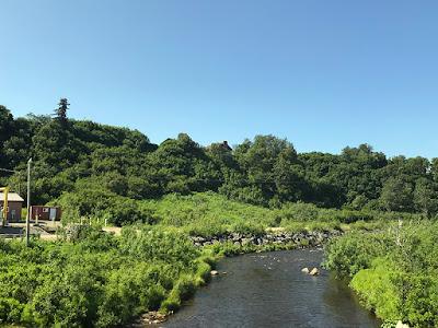 The Ninilchik River is a 21-mile-long stream on the Kenai Peninsula