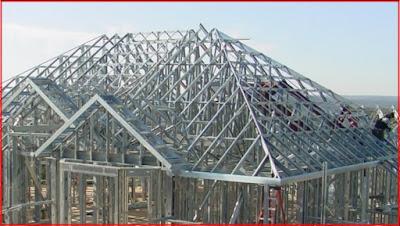 harga baja ringan madiun berapakah pemasangan rangka atap galvalum di