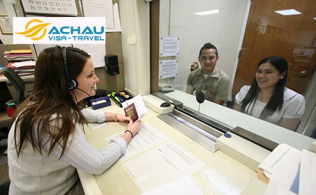 Tham gia phỏng vấn xin visa du lịch Mỹ trả lời bằng tiếng Việt được không?