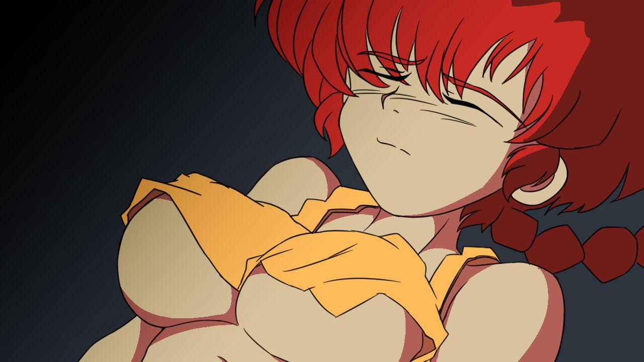 Ranma books hentai