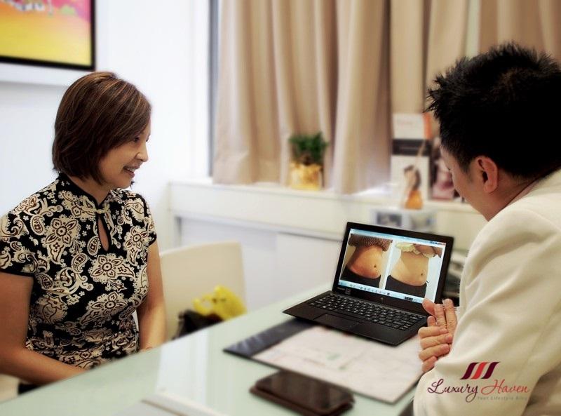 eha aesthetics clinic liposonix ultrasound fat reduction