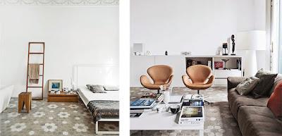 """Los espacios modernistas aceptan """"cualquier tipo de decoración"""""""