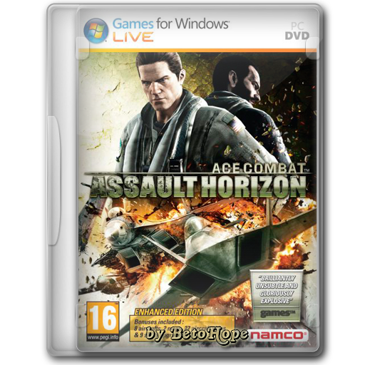 Ace Combat Assault Horizon Enhanced Edition Full Español