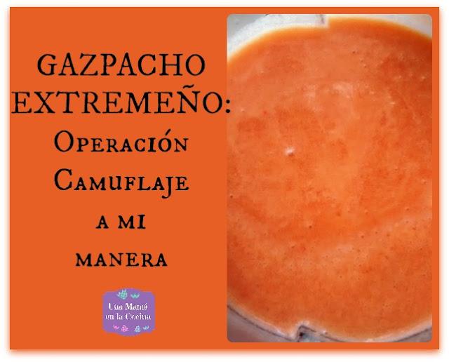 Gazpacho extremeño