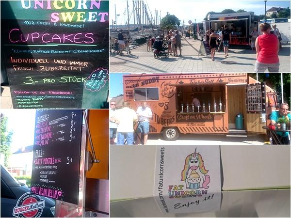 Sunny Sunday #93 - www.josieslittlewonderland.de - kolumne, wochenrückblick, josie schreibt, persönlich, laboe food truck festival, schleswig holstein, fat unicorn sweets