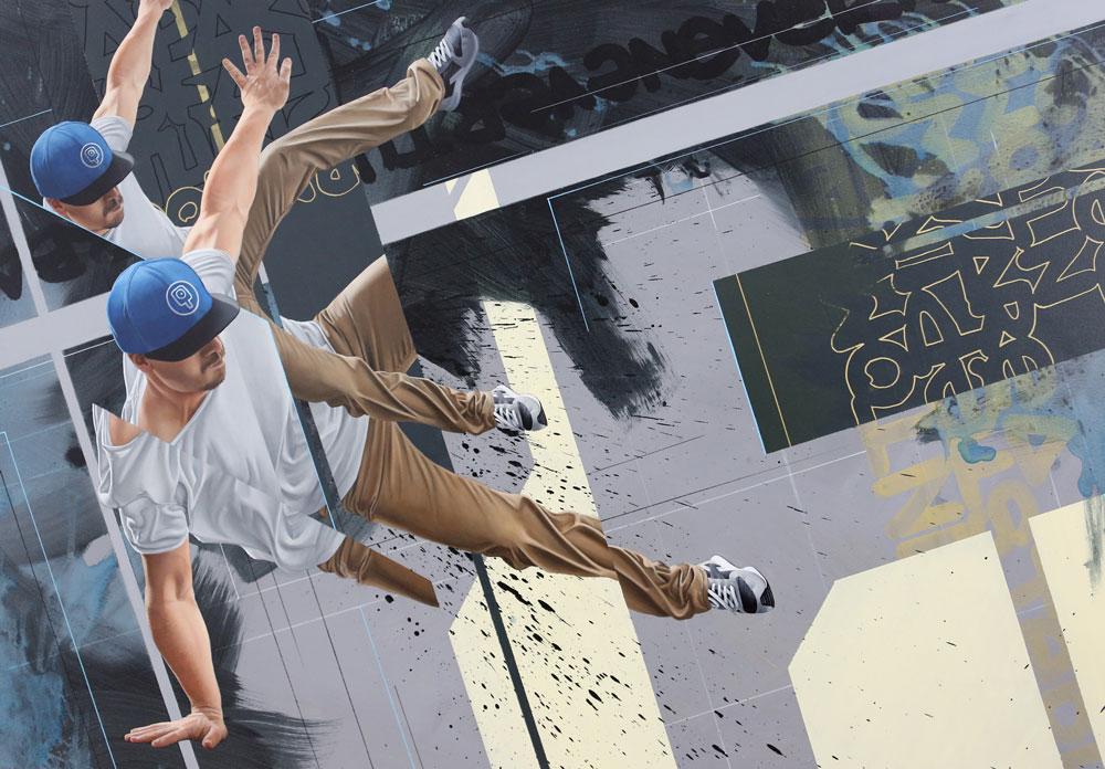 Pinturas incríveis de James Bullough