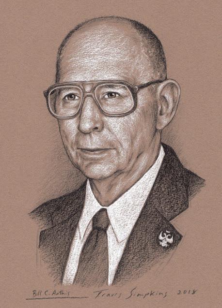 Bill C. Anthis, 33°. Scottish Rite Freemason. Supreme Council, NMJ. by Travis Simpkins