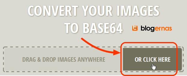 Cara Meringankan Gambar dengan Encode Base64