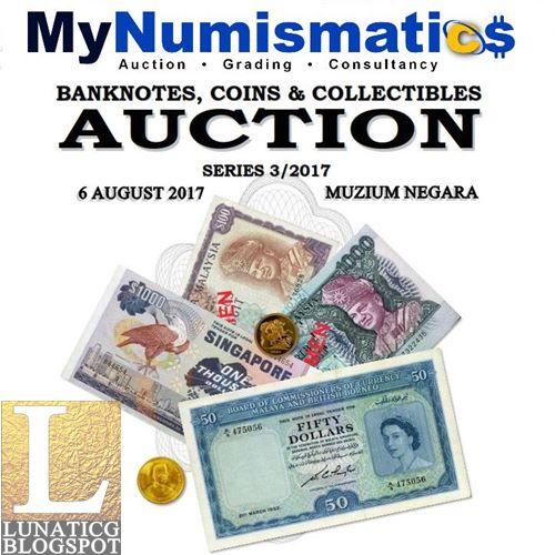 MYNUMISMATICS AUCTION