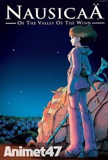 Kaze No Tani No Nausicaa - Nausicaa of the Valley of the Wind, Kaze no Tani no Nausicaa, Warriors of the Wind 1985 Poster
