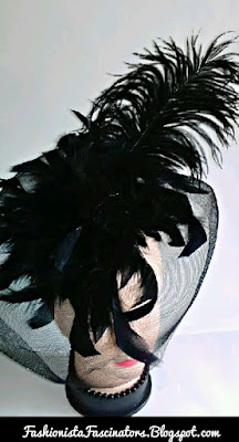 Black fascinators in Kenya