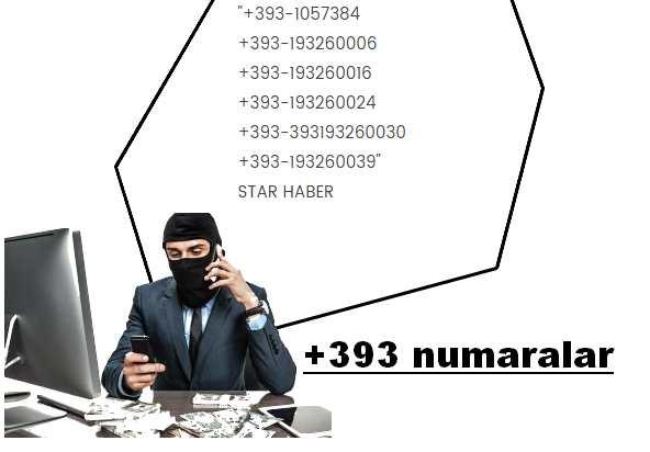 393lü telefon numarasi neresi