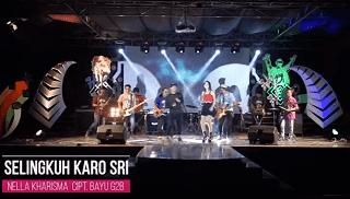 Lirik Lagu Selingkuh Karo Sri - Nella Kharisma