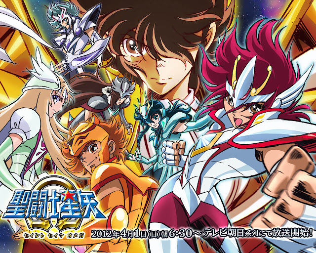 Saint Seiya Omega Sub Indo : Episode 1-97 END | Anime Loker