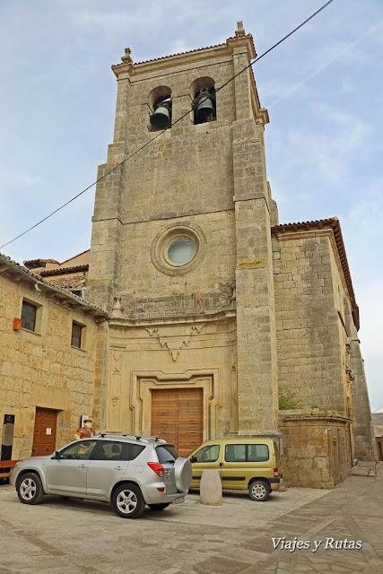 Iglesia de Santo Domingo, Castrojeriz