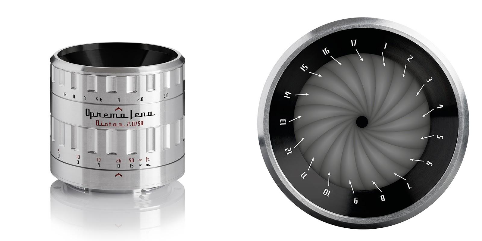Biotar 58mm f/2.0