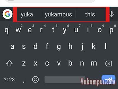 prediksi kata keyboard xiaomi