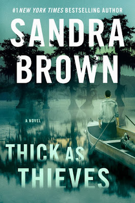 New Release: Thick as Thieves by Sandra Brown