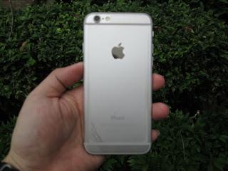 iPhone 6 Seken 16GB Eks Garansi Resmi iBox